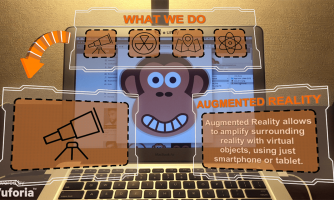 What is Augmented Reality? Brand Guide