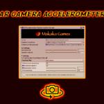 AR Camera ACCELEROMETER - Unity Asset - Editor
