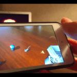 AR Camera ACCELEROMETER - Unity Asset