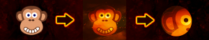 Makaka Games | Logo Evolution | Augmented Reality