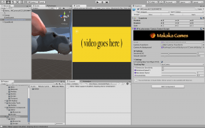 Publisher Component | Custom Editor | Unity Asset Store | Full Screen