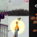 AR Survival Shooter | Unity Asset | AR Shooter | VR Shooter | Screenshot 2