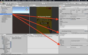 Object Pooling in AR Survival Shooter for Unity — How to set up your own zombie prefab