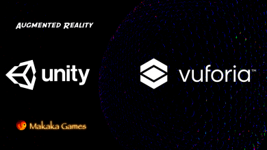 Photo of AR Unity Assets with Vuforia