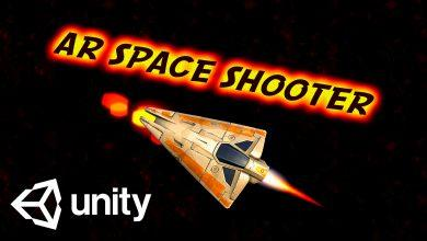 AR Space Shooter | Unity Asset | Vuforia