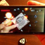 AR Space Shooter | Unity Asset | Vuforia | Screenshot 7
