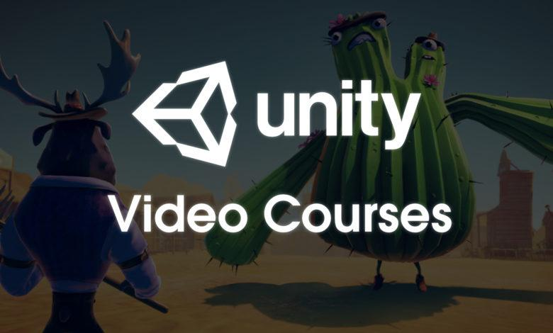 Photo of Game Development Video Courses with Unity
