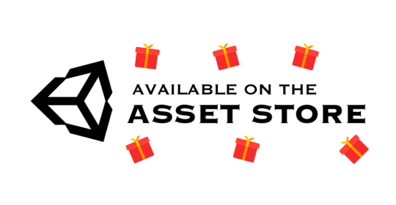 Available on the Unity Asset Store | Free Vouchers