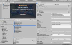 Throw Object 3D — Unity Asset — Throw Ball Forward — Unity Editor