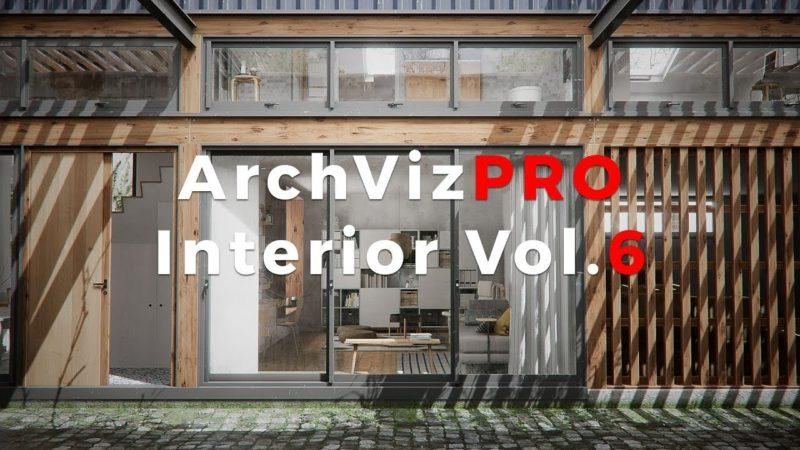 ArchVizPRO Interior Vol.6 — Unity Asset — 3D