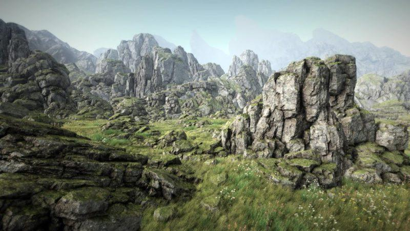 Rock and Boulders 3 — Unity Asset — 3D