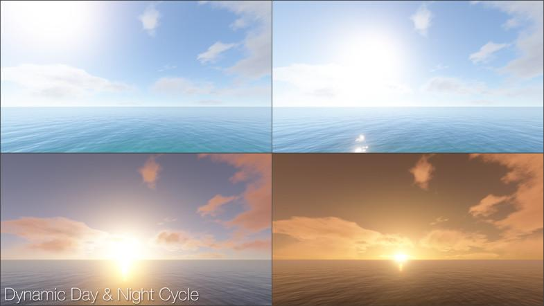 Time of Day — Unity Asset — 3D Sky