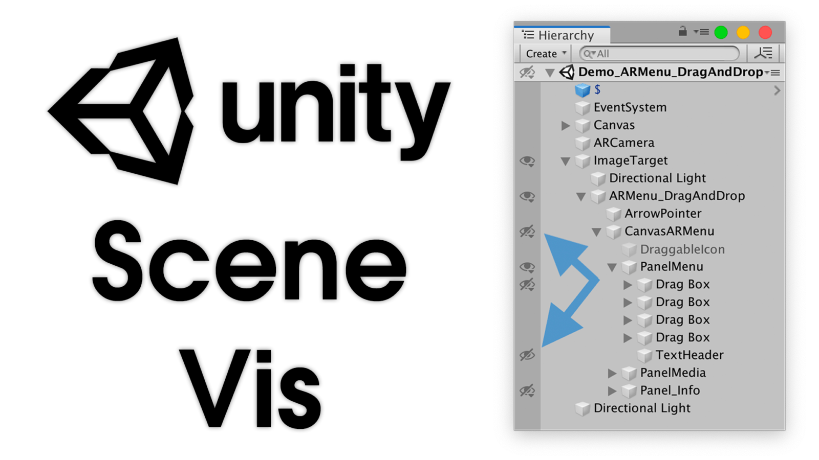 Unity SceneVis
