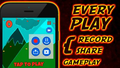 Photo of Video Icons: Gameplay Recording & Sharing