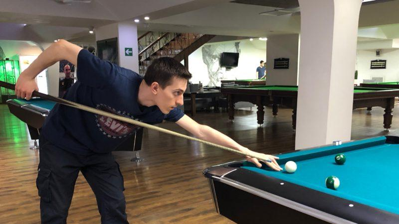 8 Ball — Pool Billiard — Game
