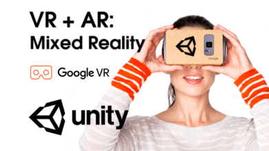 Photo of VR + AR: Mixed Reality (MR) with Google VR SDK