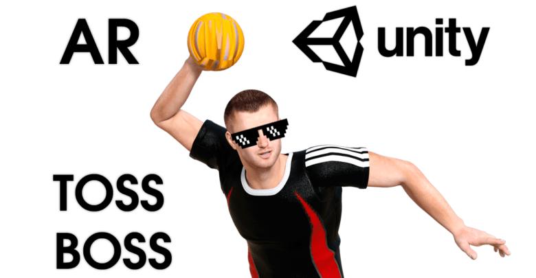 AR Toss Boss — Unity Asset — Game Development with Unity