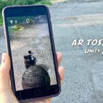 AR Toss Boss — Unity Asset — 1