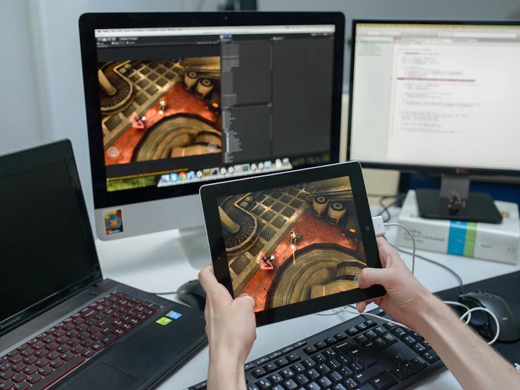 Unity Remote 5 — Mobile Testing — Mobile Development — Game Dev