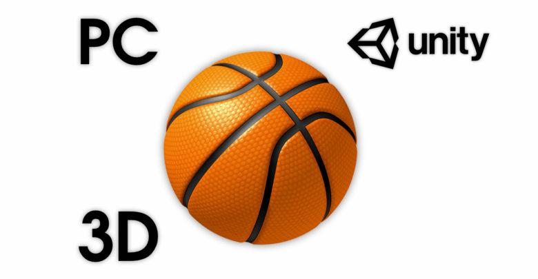 Basketball Game 3D — Unity Asset — Desktop — Windows, Mac OS, PC