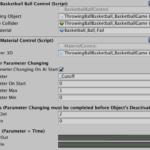 AR Basketball GO — Unity Asset — Unity Editor — Ball Control
