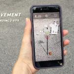 AR Basketball GO — Unity Asset — Hoop Movement — Fading (Dissolving) VFX