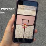 AR Basketball GO — Unity Asset — Realistic Physics — Net & Ring