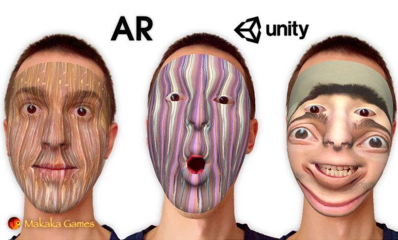 Photo of AR Masks (AR Face Filters)