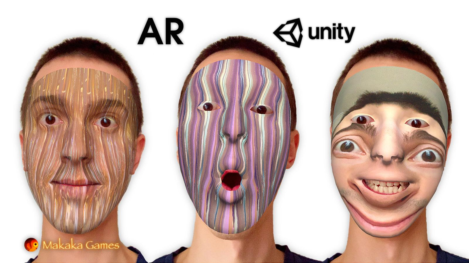 Photo of AR Masks (AR Face Filters)